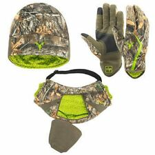 Realtree Thermal Heat Regulating Tech 3-piece Collection [NO TAX] Large