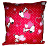Snoopy Pillow, Charlie Brown, Snoopy, Valentines Day , Heart, Kiss, Love, Snoopy