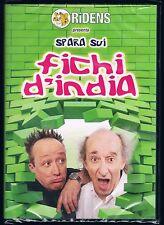 SPARA SUI FICHI D'INDIA - RIDENS DVD SIGILLATO!!!