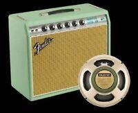 New Fender® FSR '68 Princeton Reverb Surf Guitar Amplifier w/Celestion G10