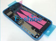 Nuevo iPhone 5C De Reemplazo Carcasa Posterior luz azul de bebé completo con piezas