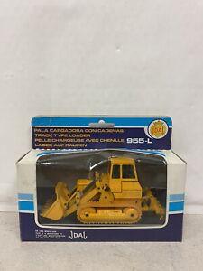 JOAL Caterpillar Die-Cast 1/70 Scale 955-L Track Type Loader Replica Model #213