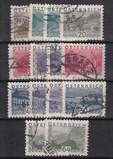 Schnäppchen Österreich Nr. 530-543 gest.