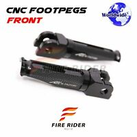 For Ducati 900SS 97-02 851 Strada 89 Anti-slip Front Footpegs Pegs