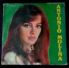 ANTONIO MOLINA-SELF TITLED-LATIN,FLAMENCO-URUGUAY-URL 20544-SEALED LP