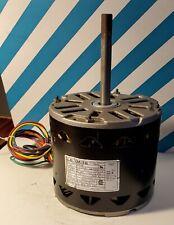 A14- AO SMITH. F48X93C04. 1/3 HP. HVAC BLOWER MOTOR, 825 RPM. 3 SPEEDS 1.7 AMPS