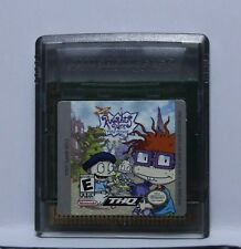 Rugrats In Paris The Movie Nintendo Gameboy Color GBC THQ