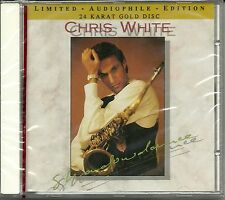 White, Chris shadowdance 24 carats gold CD Bellaphon nouveau OVP sealed rar poo
