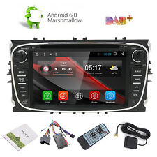 GA7162 Android 6.0 Car DVD CD Player Stereo GPS Fits Ford Focus Mondeo S-Max O