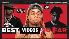 Oct 2020 Rap Hip Hop & RnB, 2Dvds 81 Music Videos - Lil Wayne Future Migos Drake