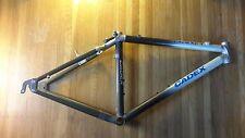 """Giant cadex carbon fiber & kevlar MTB frame """"made with Kevlar"""""""