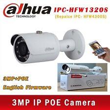 Dahua 3Mp Poe Ipc-Hfw1320S Hd Ip67 Ir Mini Bullet Ip Camera Replace Ipc-Hfw4300S