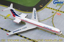 1:400 GeminiJets Il-62M Classic Cubana CU-T1225 1986 livery