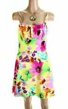Cotton Blend Party Original Vintage Dresses for Women