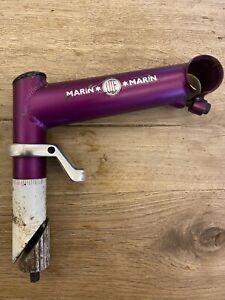 "Marin Lite Mountain Bike Stem - 14cm - 1"" 1/8th - Retro Mountain Bike"