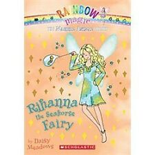 Magical Animal Fairies #4: Rihanna the Seahorse Fairy: A Rainbow Magic Book Mea