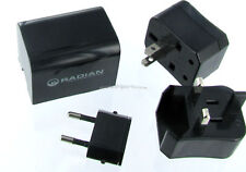 All in One Universal World Global Travel AC Power Adapter Socket Plug Converter
