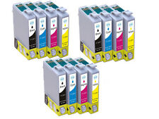 12 Fit For Epson SX235W SX430W SX435W SX440W Ink Cartridges
