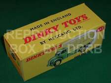 Dinky #343 (30n) Farm Produce Wagon (green / yellow) - Reproduction Box by DRRB