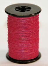 RED BCY Halo Archery Bow String Serving, .014, Free Shipping