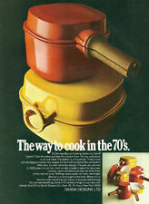 1971 ad, DANSK Orecast  Cooking System, The way to cook in the 70s! -081313