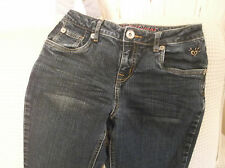 """I LOVE JUSTICE jeans size14r    w-28"""" ins.29  3/4"""""""