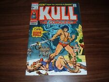 Kull the Conqueror 1-29----complete run-- many in higher grade!
