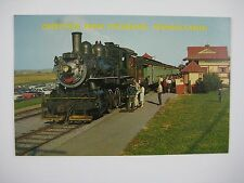 Strasburg Railroad Route 741 Lancaster PA America's Oldest Shortline Postcard