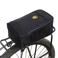 Multi Function Bicycle Bag Bike Rear Seat Carrier Basket Rack Pannier Waterproof