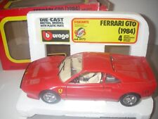 Maquette Ferrari GTO (1984) 1/25 - Burago