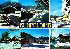 Ruhpolding , Ansichtskarte, 1990 gel.