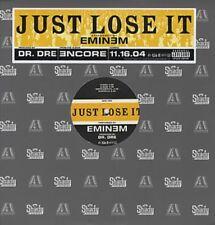 EMINEM Just Lose It Dr. Dre 2 LP DJ Promo 2004 Shady Double Record Set NM Nice!
