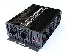 Spannungswandler 12V 230V 2500 5000 Watt Inverter Wechselrichter NEU OVP