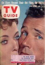 1957 TV Guide June 1 - Judy Garland; Spin and Marty; Ida Lupino; Dizzy Dean