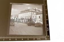 tolles altes Negativ - Oldtimer VW Käfer, T1 Bulli u. T1 Pritsche , Gasthof Post