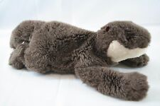 "River Otter Plush Wildlife Artists Brown 16"" Stuffed Animal"