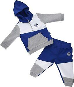 FC SCHALKE 04 Trainingsanzug Jogger Cut Unisex-Baby Mehrfarbig