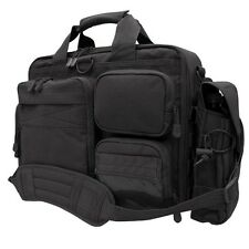 Condor 153 BLACK Briefcase Concealed Carry Tech Bail Out Bag Padded Laptop