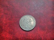 Moneda 10 Dracmas 1976 Grecia