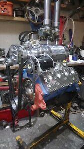 Flathead v8 Supercharger kit flathead v8 engine ford flathead blower
