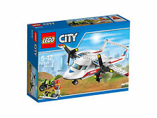 LEGO City 60116: Ambulance Plane - Brand New