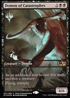 Demon of Catastrophes FOIL   NM   Store Championship Promos   Magic MTG