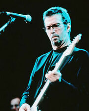 Eric Clapton Legendary Singer Guitarist & Actor 8x10 Glossy Color Photo