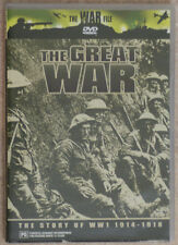 THE GREAT WAR -   DVD