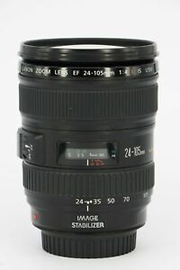 CANON EF 24-105mm F/4 L  IS - With a Fault - Professionally Tested
