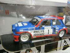 Renault 5 R5 Maxi Turbo Tour De France 1985 #1 Solido 1/18