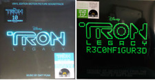 Daft Punk Tron Legacy & Reconfigured Coloured Double LP RSD 2020 New Boundle
