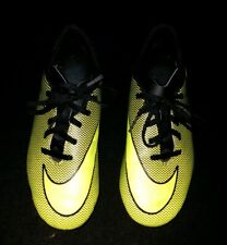 New listing 5 Youth Unisex Neon Green/yellow Cleats