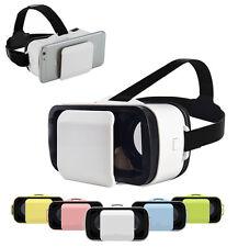 Mini VR Caja Gafas Realidad ' Virtual 3D IPHONE Samsung Juegos Vídeo Cine 360°