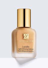 Estee Lauder Lucidity Light Diffusing Makeup Foundation SUN BEIGE 08 4W1 NIB